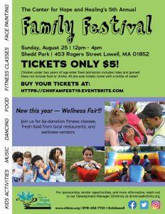 5th Annual Family Festival @ Shedd Park